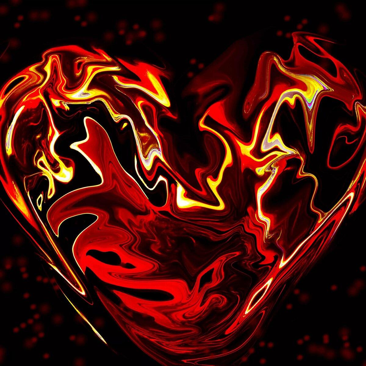 день пламя и сердце картинки своего