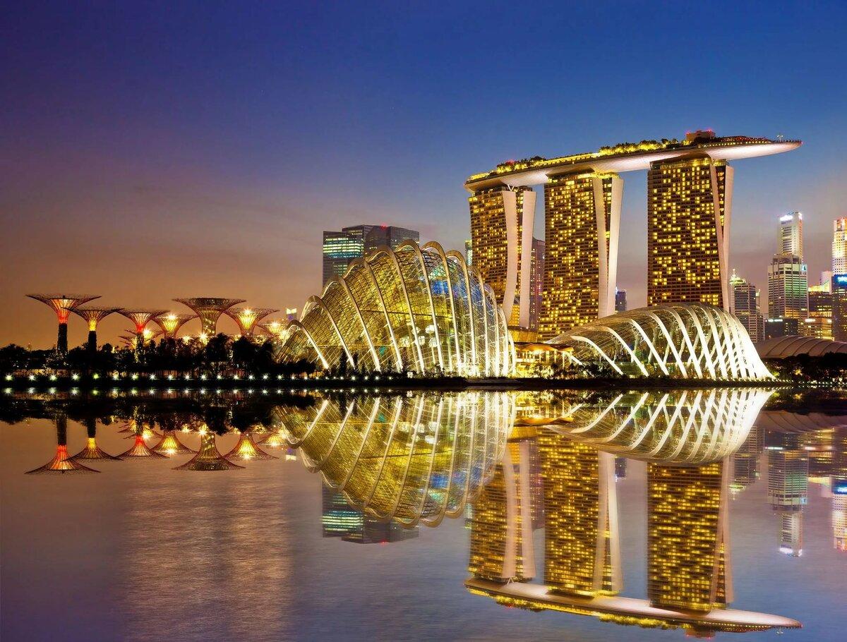 Фото сингапура картинки