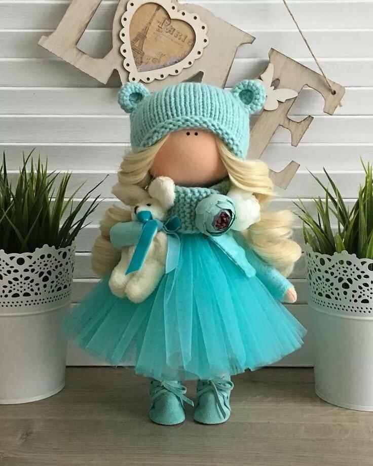 Куклы снежки фото