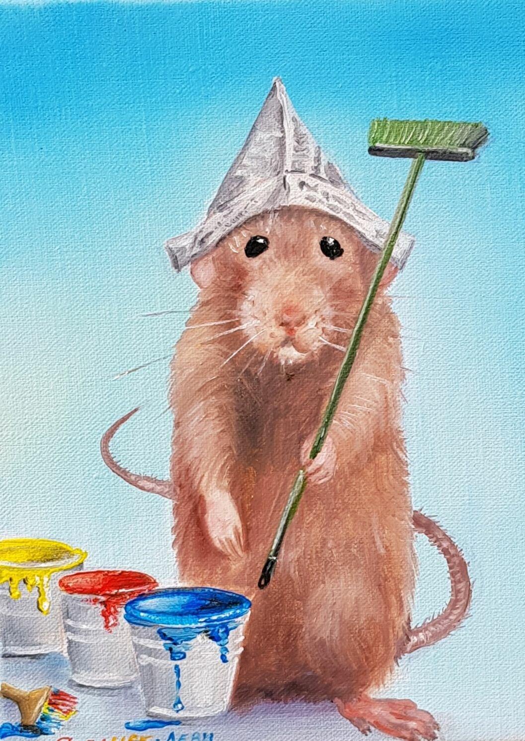 Смешные картинки крысят