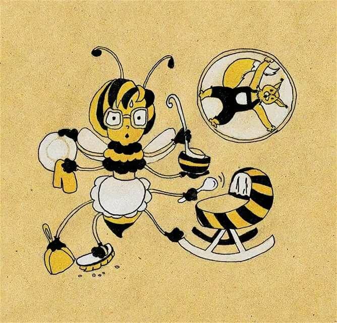 попросила картинки трудолюбивые пчелы цена