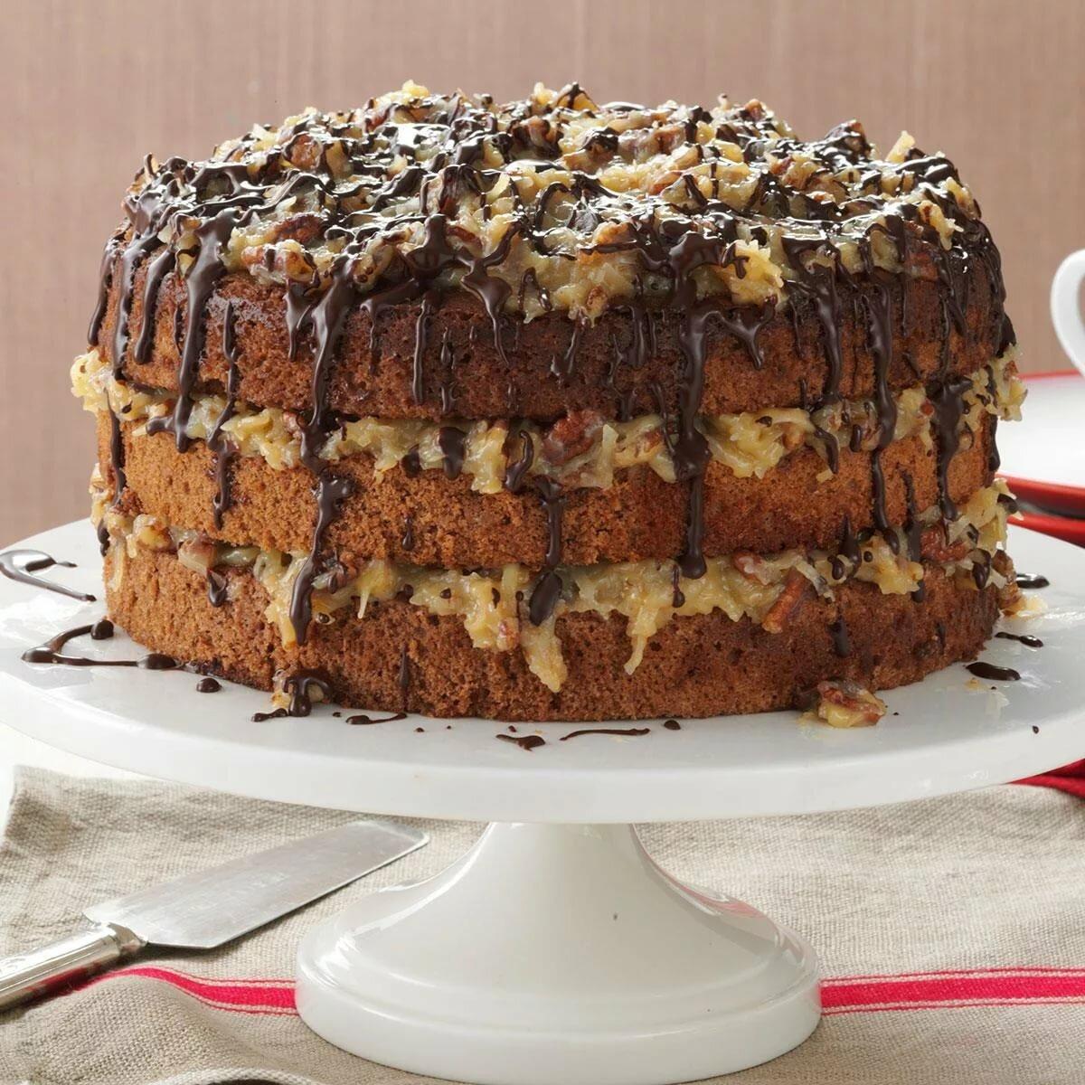Испечь торт в домашних условиях с фото