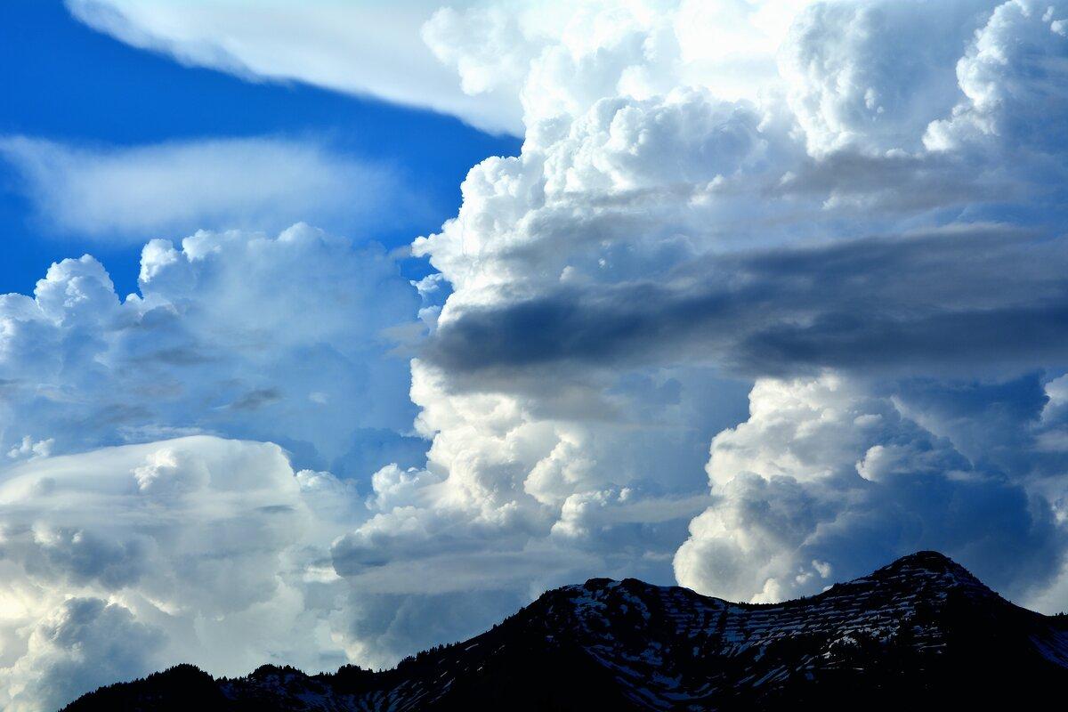 красивые облака картинки и где стихам