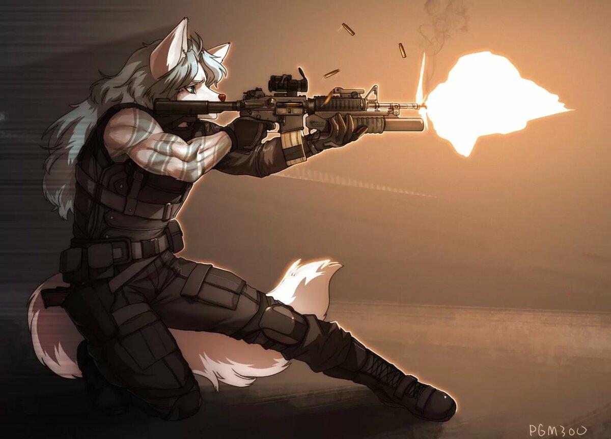 Волк снайпер картинки