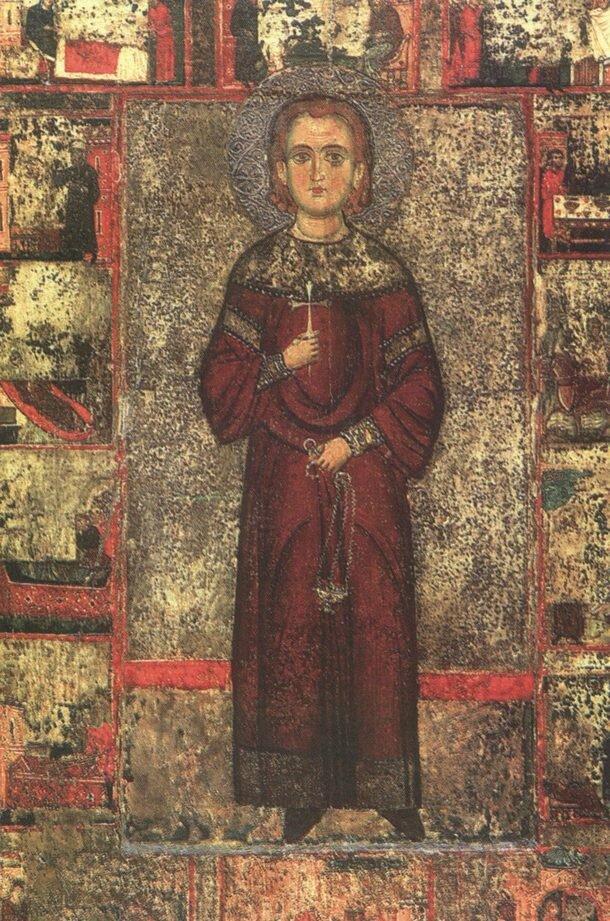 Святой Иоанн Лампадист Кипрский/ John Lampadistis