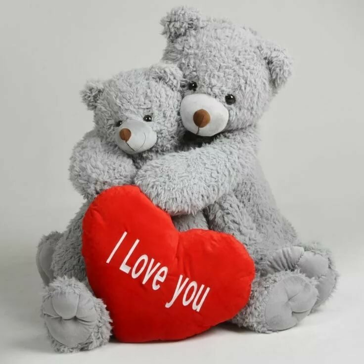 Картинки любовных медвежат