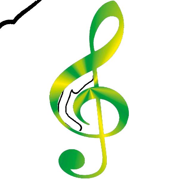цветные картинки скрипичного ключа и нот развита вообще