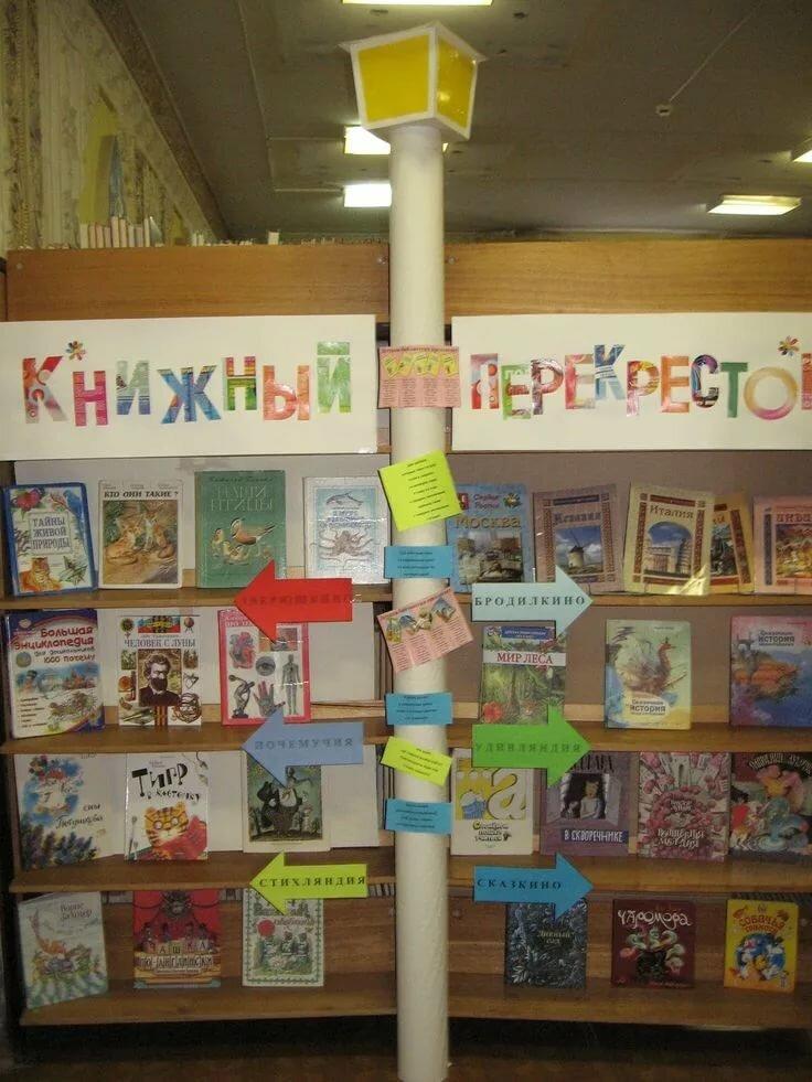 Выставка в библиотеке в картинках
