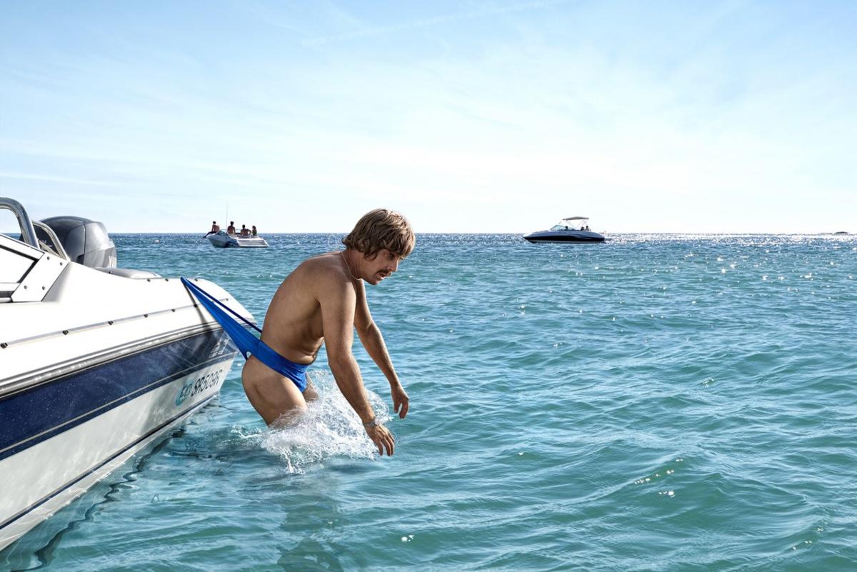 Фото приколы отдых на море