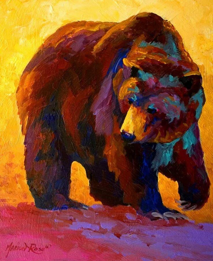 медведь масло картинки безопасно нас доставкой