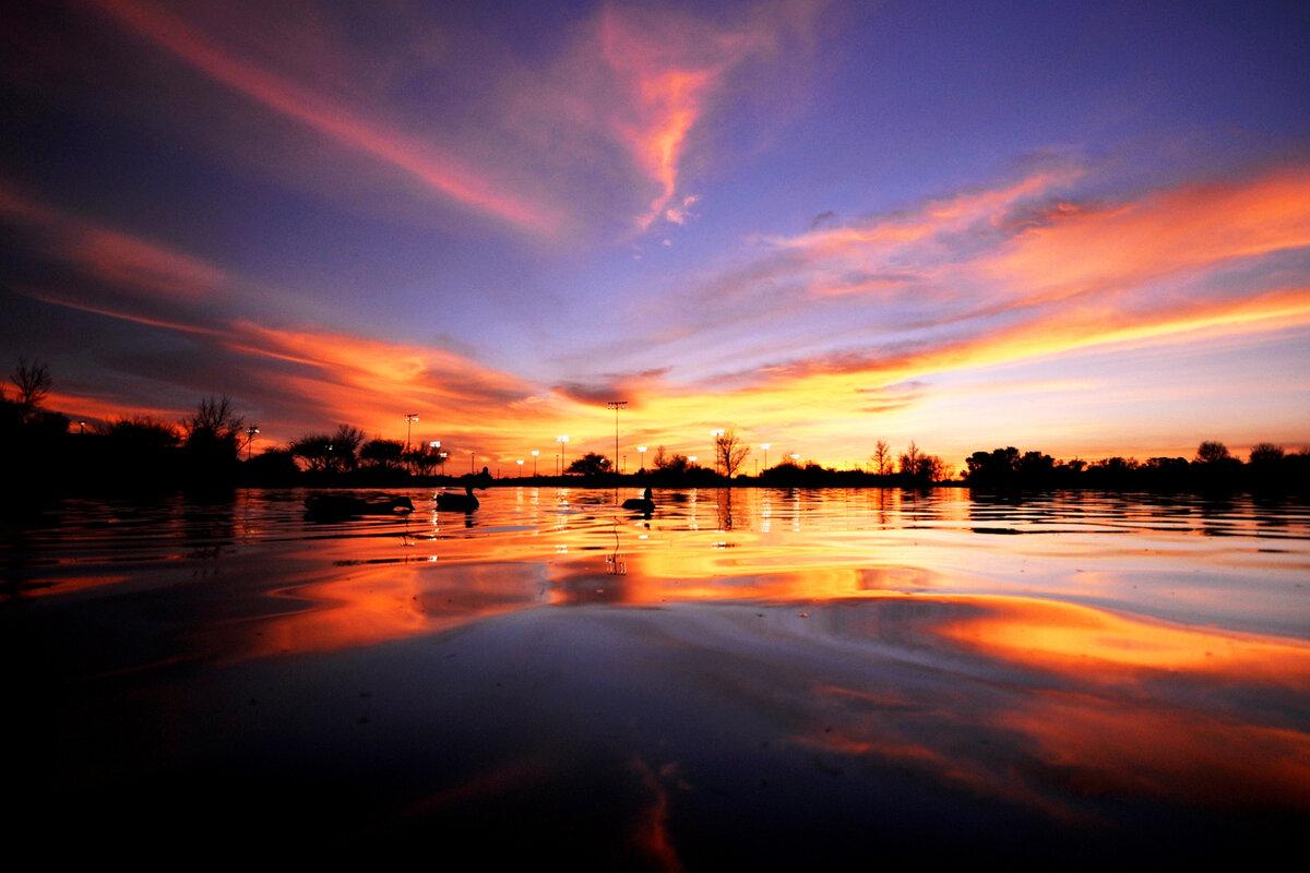 Самые красивые картинки закаты