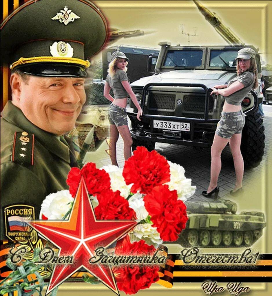 Поздравление с днем рождения женщине-военнослужащей