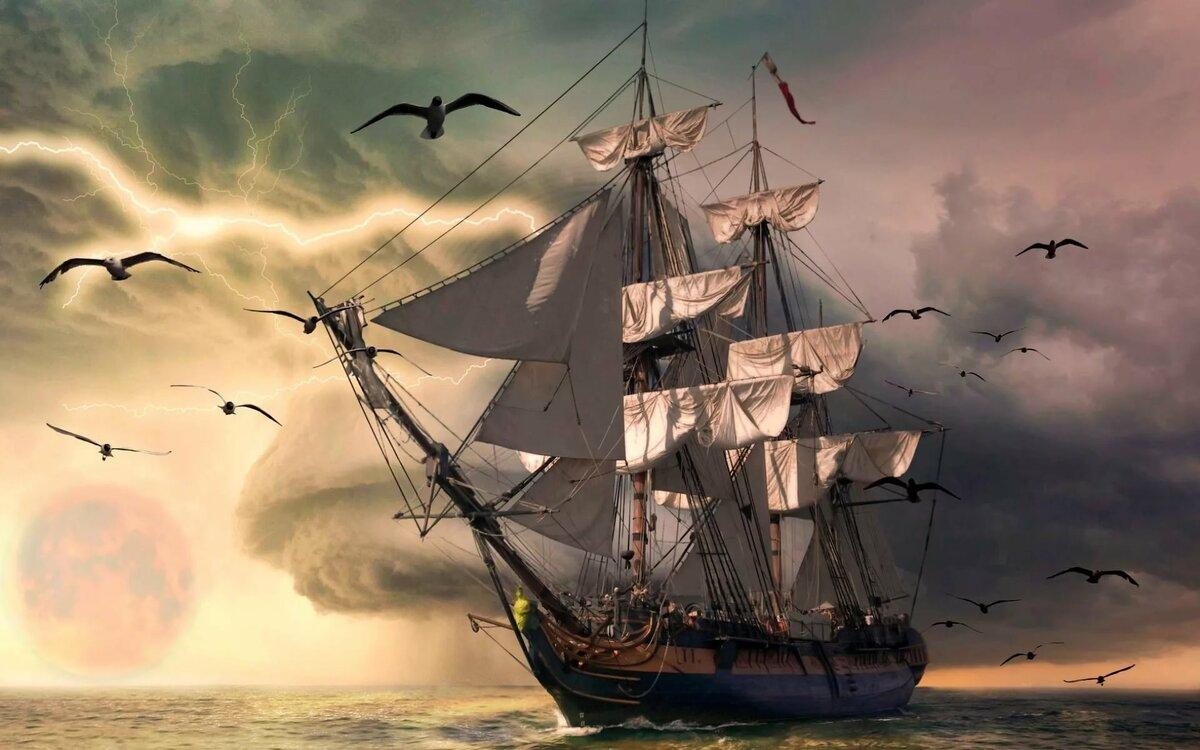эту роль парусные корабли картинки высокого разрешения изучив