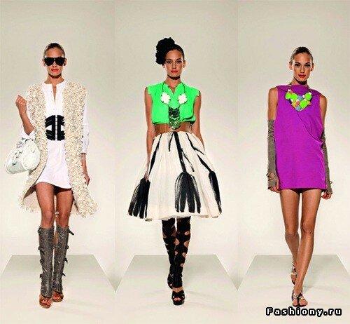 Коллекция женской одежды Malene Birger весна-лето 2009