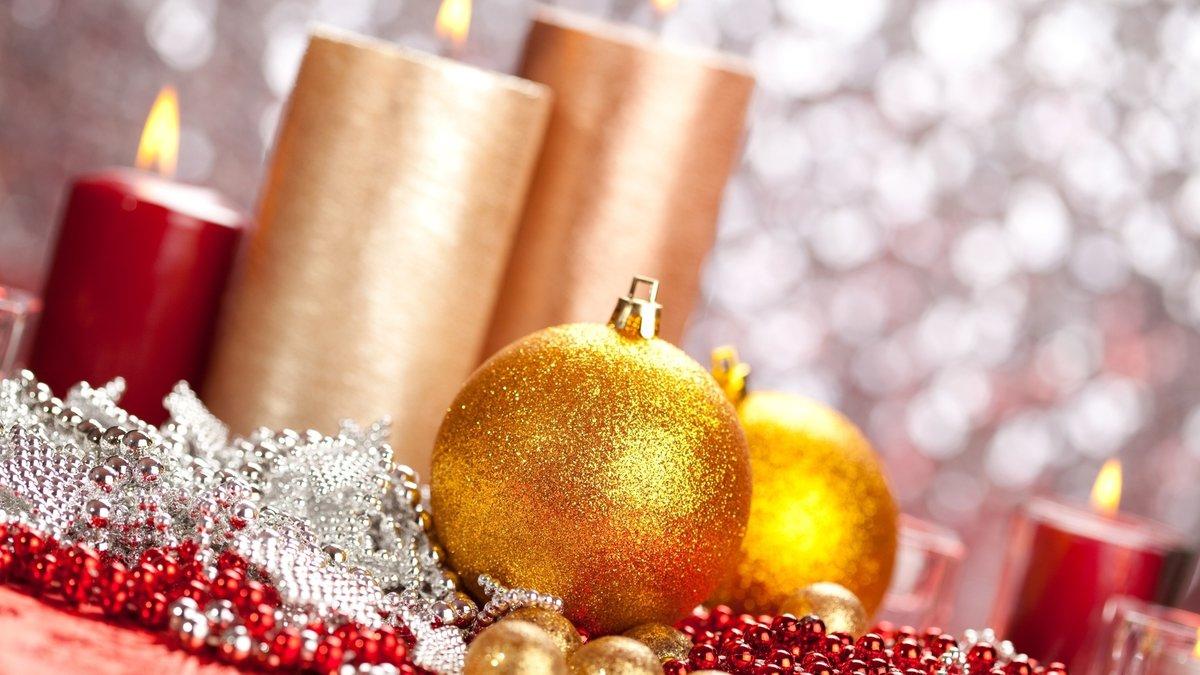 Отправить открытку, красивые новогодние картинки на рабочий стол