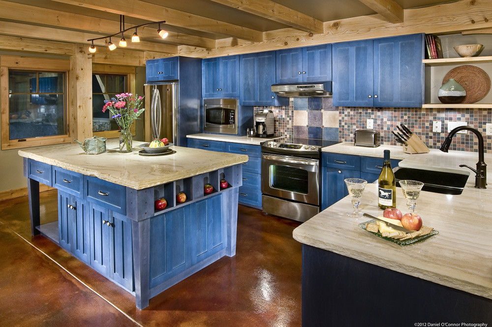 необычные кухни фото дизайн 7