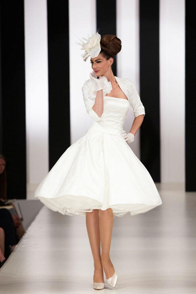 d1cc48c38adbf85 Свадебный образ в стиле Тиффани - сделай свою ретро-свадьбу ...
