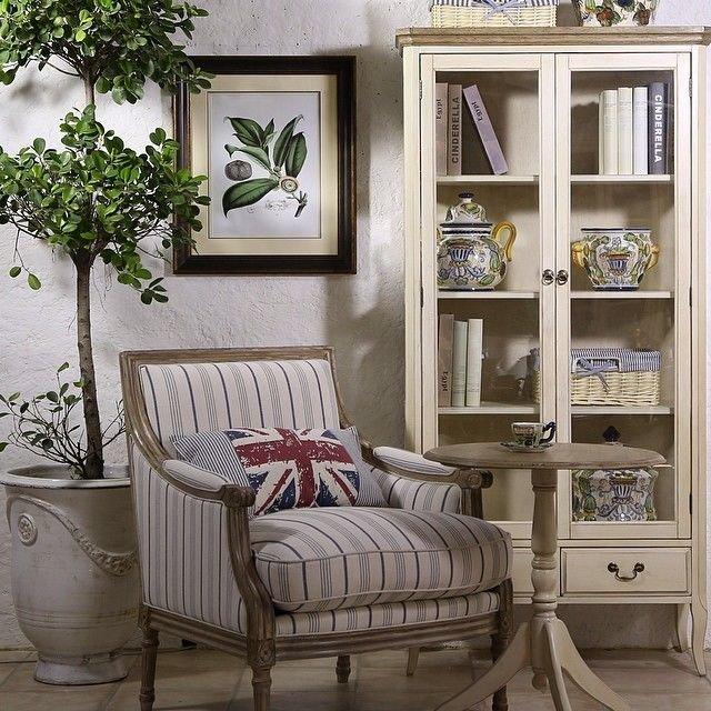 Как будут смотреться комнатные растения в интерьере в стиле Прованс