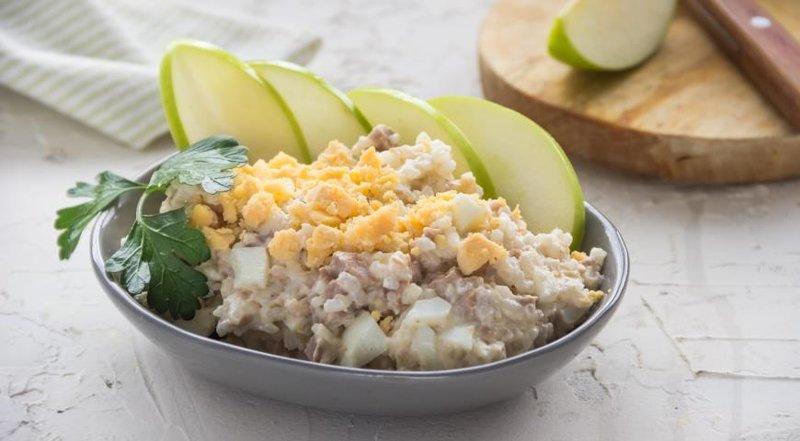 Салат из печенки пошаговый рецепт