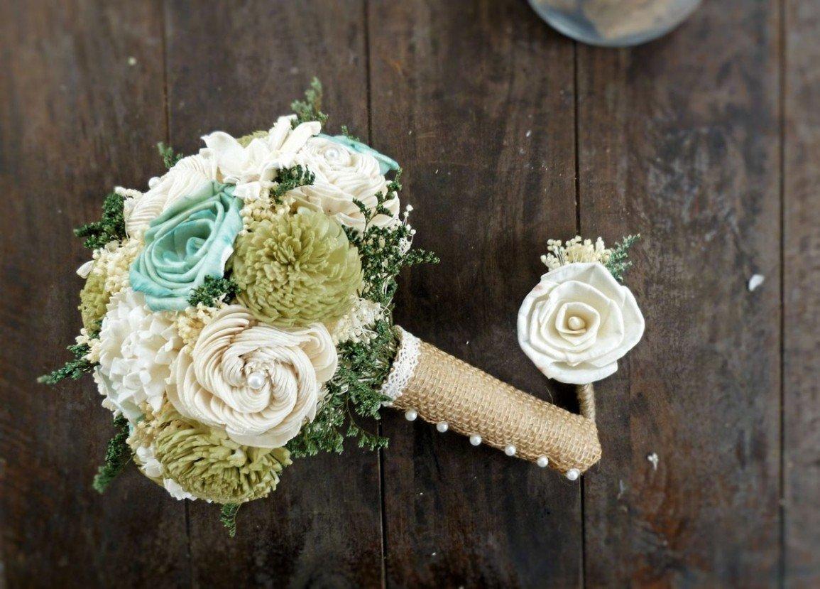 Цветы, как сделать свадебный букет для невесты