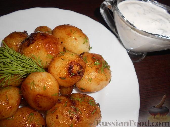 рецепты картофеля с соевым соусом герой майор спецназа