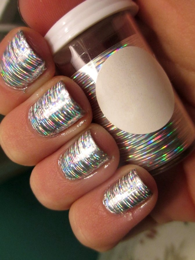 Interesting trends of nail design 2020