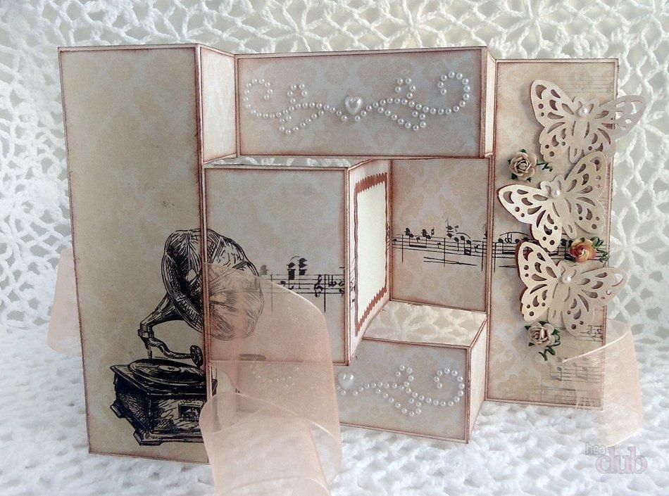 Необычные открытки с фото своими руками, открытку