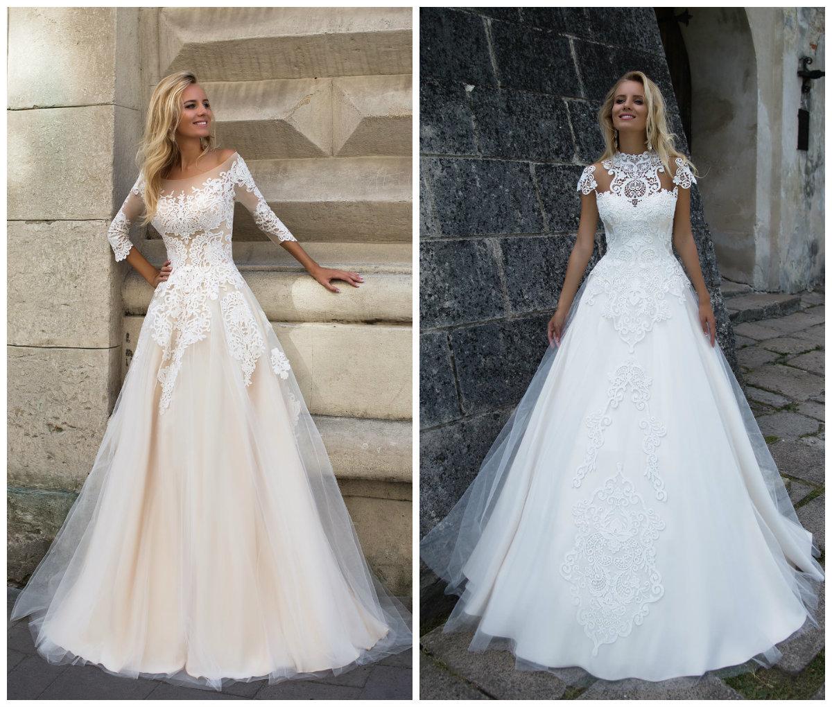 7a54592ed12 ... Самые модные свадебные платья 2017. Основные модные тенденции 2017 года  и советы ведущих дизайнеров по