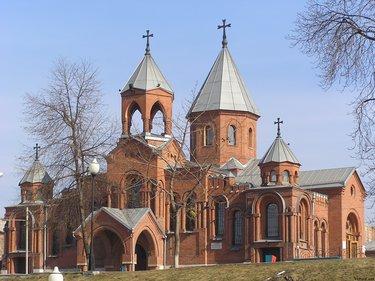 армяно-григорианская церковь