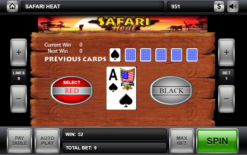safari heat цена игровой автомат бульдозер цена