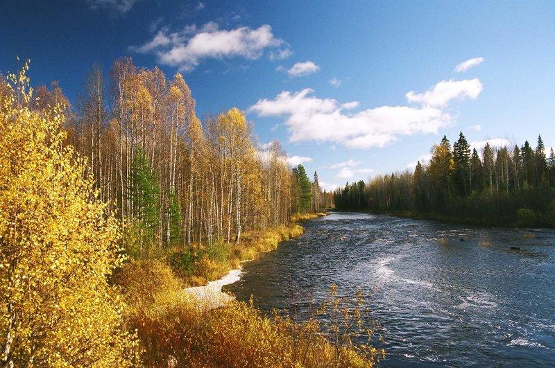 Республика Карелия находится в Северной Европе, на границе России с Финляндией.