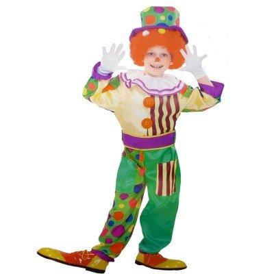 детский костюм на утренник клоун