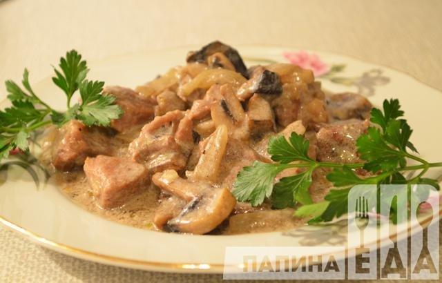 вкуснейшие вторые блюда рецепты с фото
