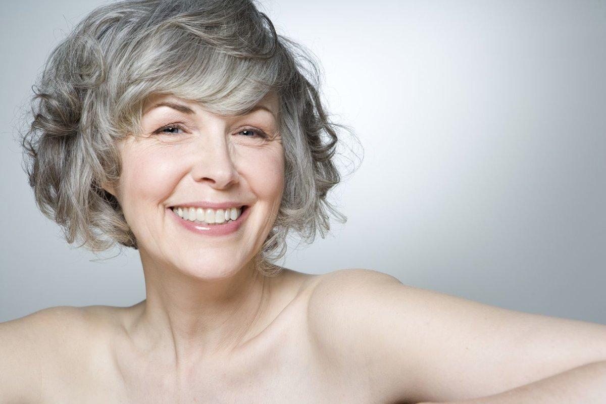 Mature womens faces — photo 12