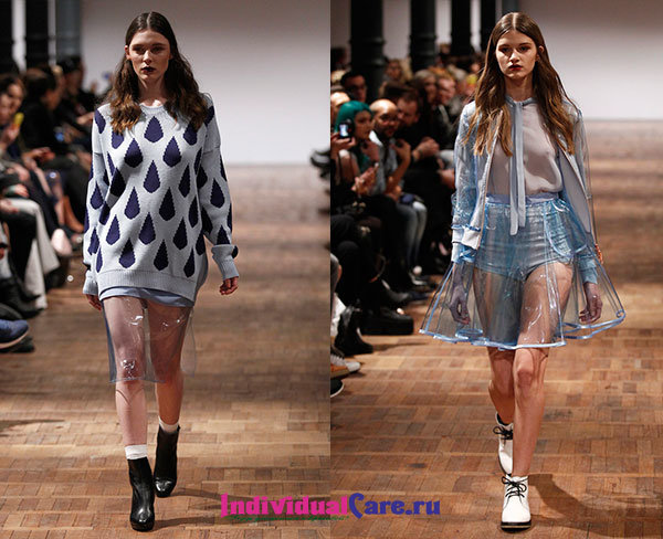 0896cf48345 Тенденции моды осень-зима 2016-2017 года  одежда