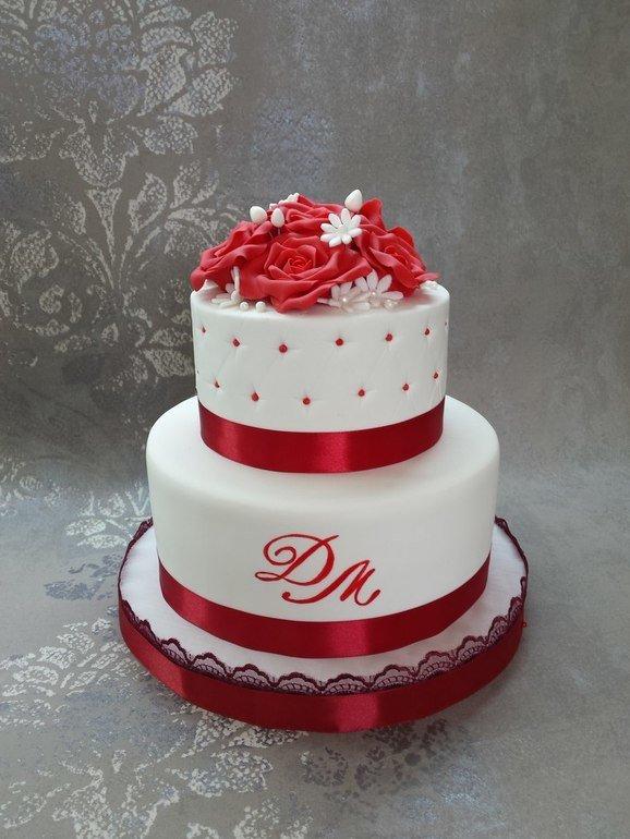 Картинки свадебный торт 2 яруса рафаэлло