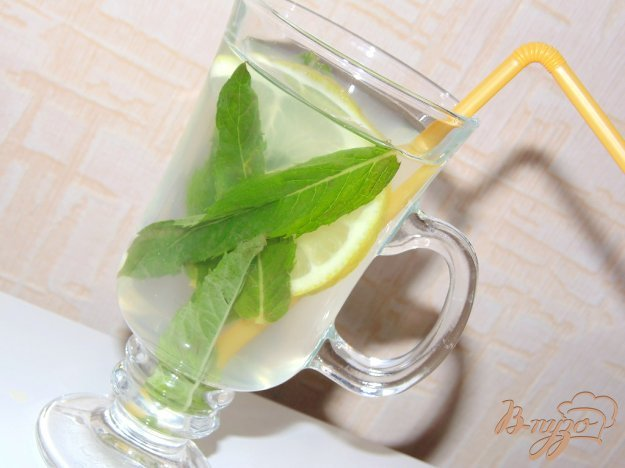 Мята и лимон напиток в домашних условиях 746