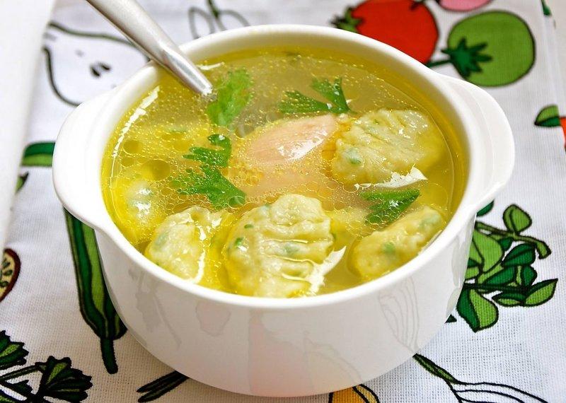 Фрикадельковый суп рецепт с рисом 119
