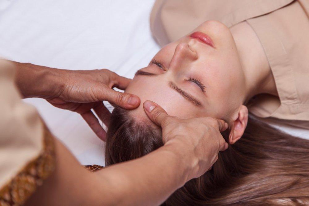 Тайский массаж от мигрени