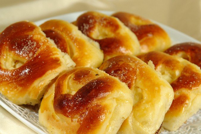 Пирожки с творогом рецепт с фото