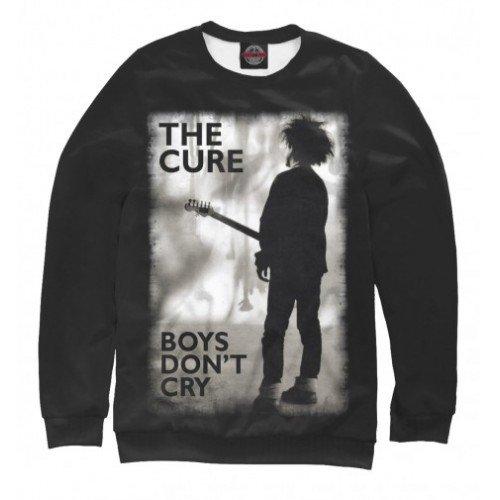 Мужской свитшот 3D The Cure