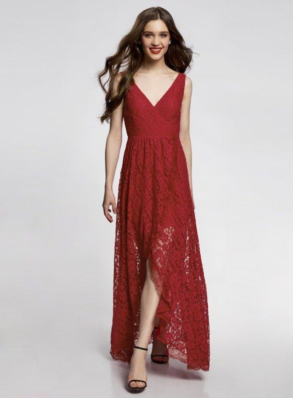 78165271ccb Кружевное платье с ассиметричным низом Кружевное платье с ассиметричным  низом
