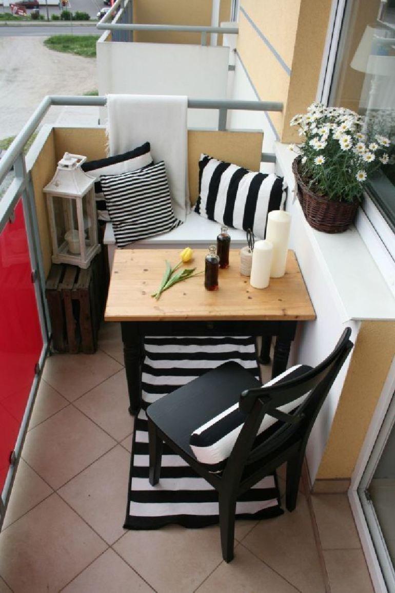 25 гениальных идей для оформления маленьких балконов.