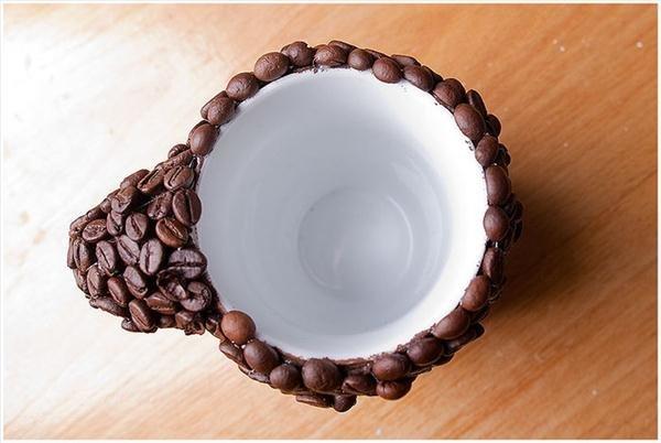 Diy Birthday Gift Idea Coffee Lovers Mug Glued