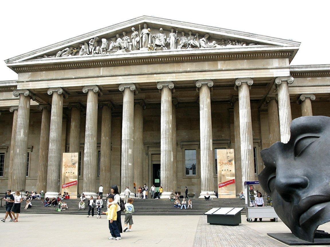 оставшуюся британский музей в лондоне фото отчаяннее