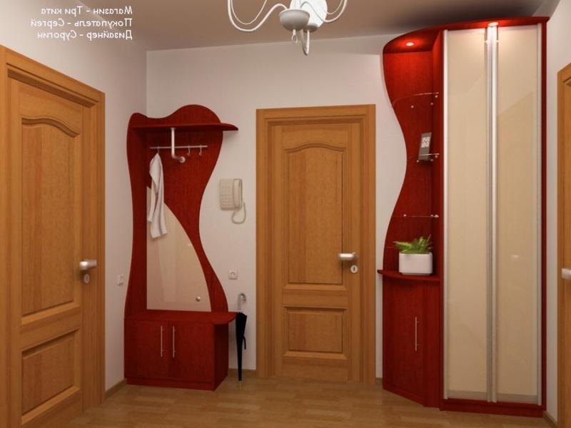 Студия кухни наши работы: мебель для прихожей в бресте (фото.
