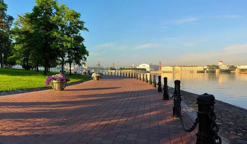 Петербуржцев ждет комфортная, солнечная и сухая погода - МЕТ