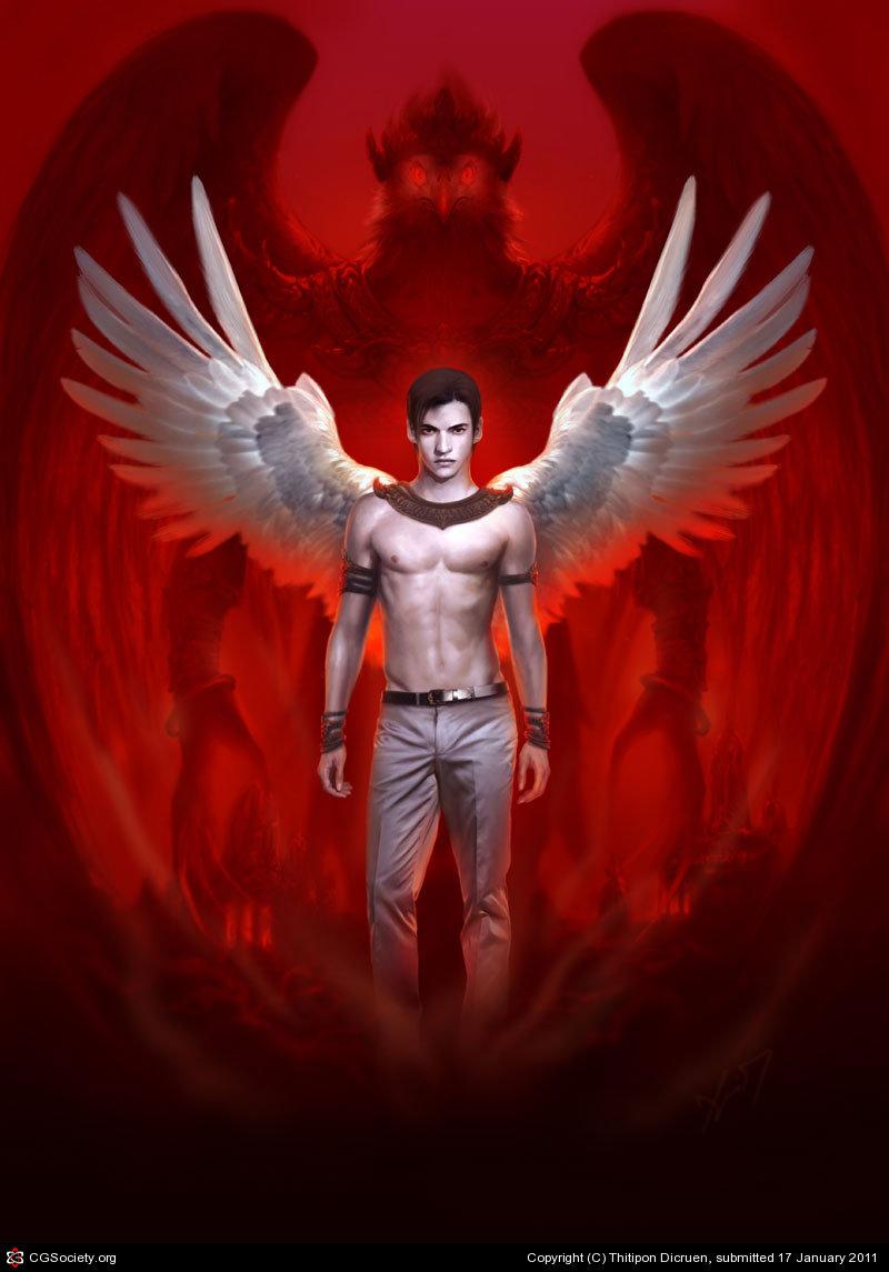 Ангелы мужчины картинки красивые на аватарку