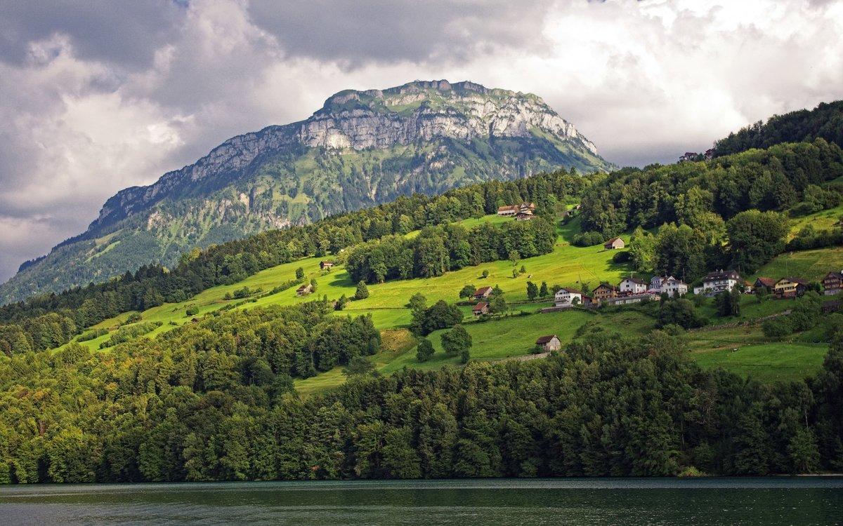 швейцария пейзажи фото прикольные