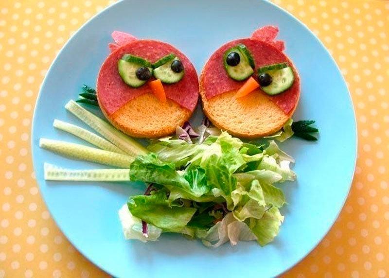Картинки вкусной еды для детей